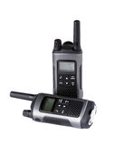 Walkie talkies royaltyfria foton
