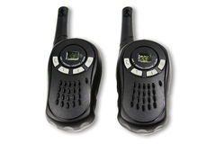 Walkie-talkies Stock Afbeeldingen