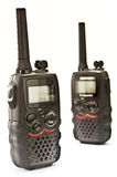 Walkie talkies Royalty Free Stock Photo