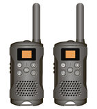 Walkie Talkies Royalty Free Stock Image