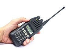 Walkies Talkie Royaltyfria Foton