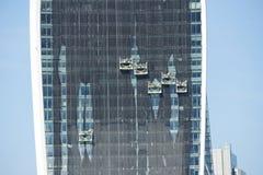Walkietalkie de Londons Imagens de Stock