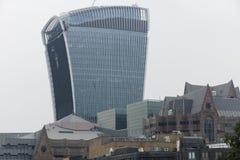 Walkietalkie de Londons Fotografia de Stock Royalty Free