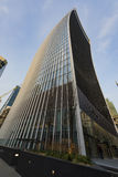 Walkietalkie que constrói Londres Jardim do céu Imagem de Stock Royalty Free