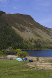 Walking around Capel Curig. In the heart of the Snowdonia Mountain Range North wales Stock Photography
