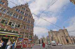 Walking Around Ghent Royalty Free Stock Photography