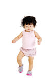 Walking baby Royalty Free Stock Photography
