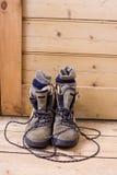 Walking Boots Stock Photos