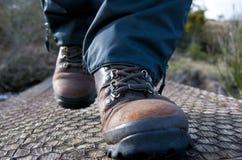 Walking Boots Royalty Free Stock Photos