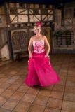 Walking bride Royalty Free Stock Photos