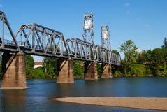 The Walking Bridge Stock Photo