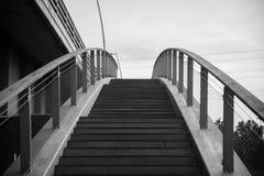 Walking Bridge Royalty Free Stock Photos