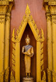 The walking  buddha posture in thailand. The walking  buddha posture in asia Stock Photo