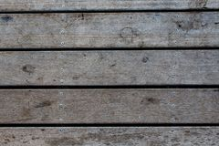 Walking deck plank pattern. Beautiful grey walking deck pattern for a nice background or texture royalty free stock photo