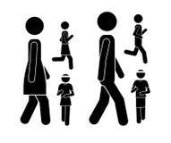 Walking Stock Images