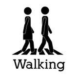 Walking Stock Image