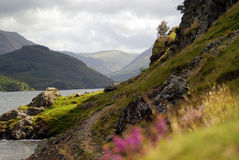 Walking Ennerdale Royalty Free Stock Photos