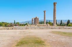 Walking in Greece Stock Photos