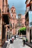 Walking Guanajuato City Royalty Free Stock Image