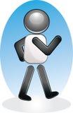 Walking Icon Royalty Free Stock Image