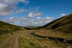 Walking in the Lake District Royalty Free Stock Image