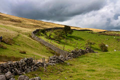 Walking in the Lake District Royalty Free Stock Photography