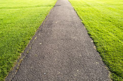 Walking path Stock Images