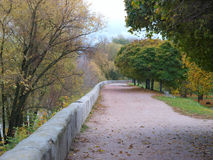 Walking paths Royalty Free Stock Photos