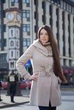 Walking in riga Royalty Free Stock Photos