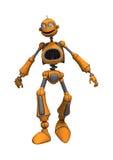 Walking Robot Royalty Free Stock Photography