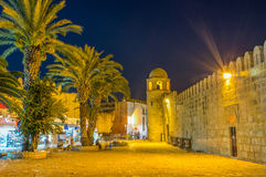 Walking in Sousse Stock Images