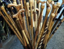 Walking Stick Royalty Free Stock Photography