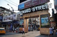 Walking Street in Pattaya Royalty Free Stock Photography