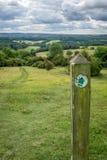 Walking Trail stock image