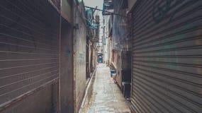 Walking via Hidden Gate Stock Image
