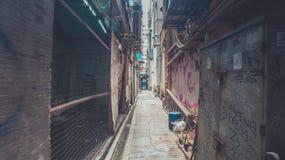 Walking via Hidden Gate Stock Images
