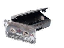 Walkman de la vendimia Fotografía de archivo