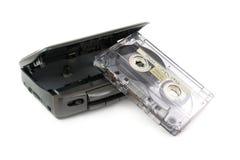 Walkman del vintage Fotografía de archivo