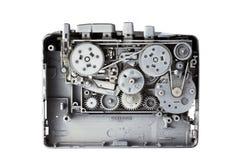 Walkman smontato Fotografia Stock Libera da Diritti