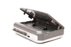 Walkman to listen to music. On a white background Stock Photos