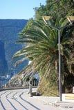 Walkup in Herceg Novi Royalty Free Stock Photos
