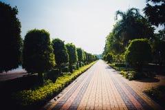 walkway στοκ φωτογραφία