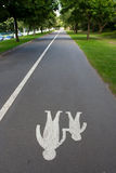 walkway arkivfoton
