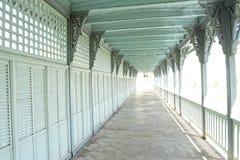 Walkway Arkivbild