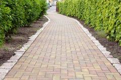 walkway στοκ εικόνα με δικαίωμα ελεύθερης χρήσης