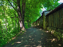 walkway στοκ εικόνες