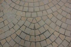 Walkway brick Royalty Free Stock Image