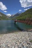Walkway at Lake MacDonald. Royalty Free Stock Photography