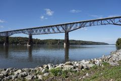 Free Walkway Over The Hudson Royalty Free Stock Photo - 101629765