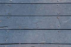 Walkway på Coldwater laken Arkivbild